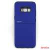 CELLECT elegáns hátlap, Galaxy S8, kék