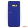 CELLECT elegáns hátlap, iPhone 7/8, kék