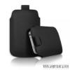 CELLECT Galaxy Note 3 méretű slim bőr otk,Fekete