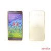 CELLECT Galaxy S6 Edge vékony szilikon hátlap,Átlátszó