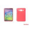 CELLECT Galaxy Xcover 3 vékony szilikon hátlap,Pink