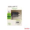 CELLECT Hálózati töltő Micro USB csatlakozással, 2.4A