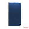 CELLECT Huawei P20 oldalra nyíló tok, Sötétkék