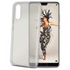 CELLECT Huawei P20 vékony szilikon hátlap (átlátszó)