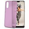 CELLECT Huawei P20 vékony szilikon hátlap (pink)
