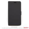 CELLECT Huawei P9 Lite 2017 oldalra nyíló tok, fekete
