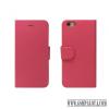 CELLECT Huawei P9 Lite flip oldalra nyíló tok, pink