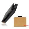 CELLECT LG G4 Flip bőr tok,Fekete