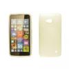 CELLECT Microsoft Lumia 950 XL vékony szilikon átlátszó hátlap