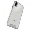 CELLECT Samsung Galaxy A51 Ütésálló szilikon hátlap - átlátszó