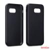 CELLECT Samsung Galaxy A520 vékony szilikon hátlap, Fekete