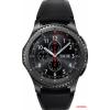 CELLECT Samsung Gear S3 szilikon óraszíj, Fekete