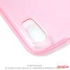 CELLECT Samsung J5 (2017) vékony szilikon hátlap,Pink