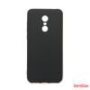 CELLECT Xiaomi Redmi 5 Plus vékony szilikon hátlap, Fekete
