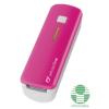 """CELLULARLINE """"Cellularline külső akkumulátor, hordozható USB POCKET CHARGER SMART, 2200 mAh, rózsaszín, kompakt méret POCKETCHGSMARTP"""""""