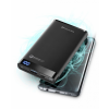 CELLULARLINE FreePower Manta Pro 8000 mAh powerbank - USB-C/Quallcomm Quick Charge - fekete