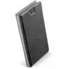 CELLULARLINE Tok, BOOK CASE, univerzális könyvszerűen nyitható tok, XXXL méret, fekete