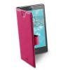CELLULARLINE Tok, BOOK CASE, univerzális könyvszerűen nyitható tok, XXXL méret, rózsaszín