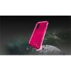 CELLULARLINE tok, Tetraforce Shock Twist, átlátszó, ütésálló, iPhone X Fukszia