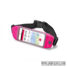 CELLY 5.5'-os sport övtáska,Pink
