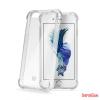 CELLY iPhone 6/6S Plus színes keretű hátlap,Fehér
