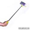 CELLY mini selfie bot,jack csatlakozós,Zöld