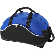 CENTRIX Boomerang sporttáska, kék (Cipzáros fő tároló rekesz. Elöl nagy zseb és tolltartó hurok. Oldalt) kézitáska és bőrönd