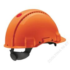 Cerva 3M PELTOR G3000NUV sisak, narancs védősisak