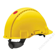 Cerva 3M PELTOR G3000NUV sisak, sárga
