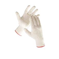 Cerva AUKLET nyersszínű pamut kesztyű - 10