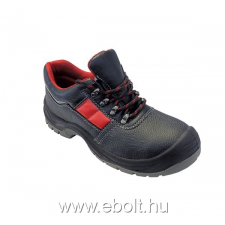 Cerva Cipő fekete FF SC-02-002 low S3 43 munkavédelmi cipő