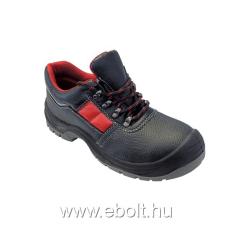Cerva Cipő fekete FF SC-02-002 low S3 44