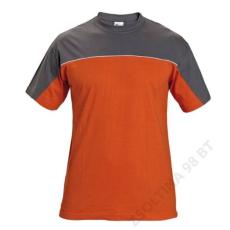 Cerva DESMAN trikó szürke/narancssárga