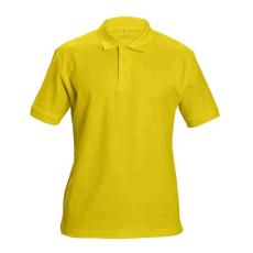 Cerva DHANU tenisz póló sárga M