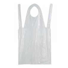 Cerva Egyszerhasználatos kötény fehér 100 db/csomag