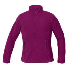 Cerva GOMTI női polár kabát sötét rózsaszín S