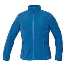 Cerva GOMTI női polár kabát világoskék XS
