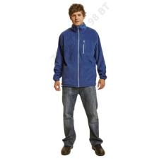 Cerva KARELA polár kabát, royal kék munkaruha