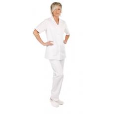 Cerva LILY rövidujjú női ing fehér 54