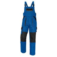 Cerva MAX kertésznadrág kék/fekete 44