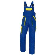 Cerva MAX kertésznadrág kék/sárga 62