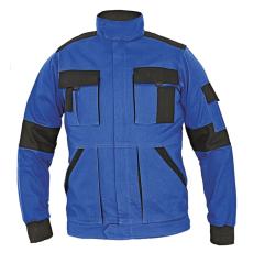 Cerva MAX LADY női kabát kék/fekete 46