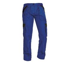 Cerva MAX LADY női nadrág kék/fekete 46