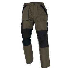 Cerva MAX nadrág barna/fekete 46
