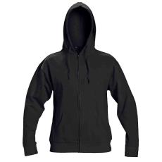 Cerva NAGAR csuklyás pulóver fekete S