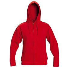 Cerva NAGAR csuklyás pulóver piros XXL