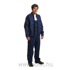 Cerva Öltöny kertésznadrág+kabát kék BE-01-005 54
