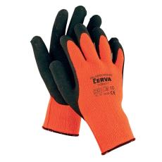 Cerva PALAWAN Winter kesztyű narancs - 10