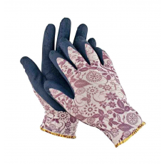 Cerva PINTAIL mártott nylon kesztyű lila - 8