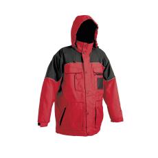 Cerva ULTIMO kabát piros-fekete XXXL